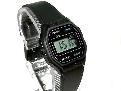 587b747395f4 ... Reloj pulsera hombre CASIO LITHIUM F-30 Vintage Original modulo 1007  nuevo 5