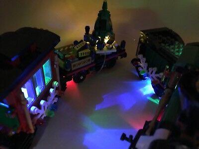 USB Powered LED Light Kit for Lego 10222 Winter Village Post Office