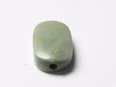 Zurqieh -Tat125-  Ancient Egypt, New Kingdom. Green Stone Scarab 1400 B.c 2