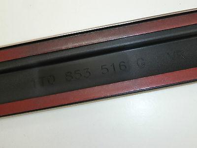 1T0 853 516 G LR7L SEITENSCHUTZ LEISTE VR TÜR TOURAN ORIGINAL VW 1T0853516G