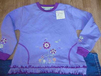 Fixoni girl outfit set warm top jumper & jeans 98-104 cm 3-4 y BNWT designer 2