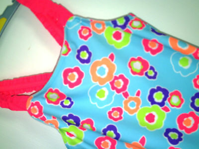 Girls  Swimsuit Set Age 3-4 Years Bnwt- Freepost 3