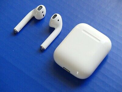 Authentic Apple AirPods 2nd Generation Left, Right, or Charging Case Replacement 2