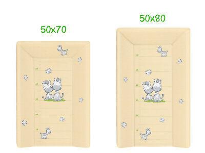Wickelauflage 50x70 50x80 abwaschbar Kopfteil soft Wickelunterlage Farbig