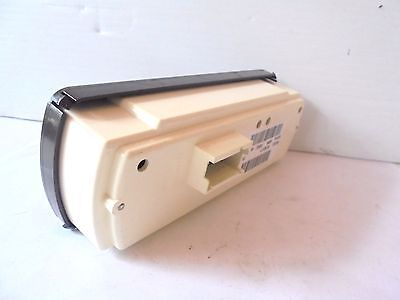 HVAC CONTROL PANEL-AUX Heater A C Control Over Head Console 15-72620 NEW GM