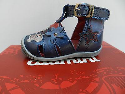 Catimini Carat Sandales Chaussures Enfant Fille 18 Montantes Bébé Bootie UK2 New 3