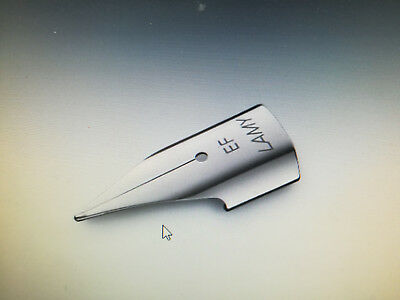 LAMY Feder Z50 Stahlfeder poliert oder schwarz 8