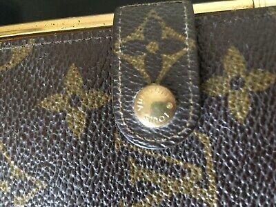 Authentic Louis Vuitton Monogram Mini Agenda & Address With Mechanical Pencil 9