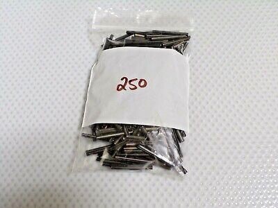 """Spring pin 1/8"""" x 1-3/8"""", pk250 4"""