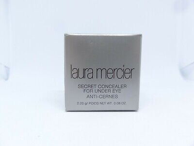 LAURA MERCIER Secret Concealer For Under Eye ~7~ 2.20 g / 0.08 OZ.~ BNIB 8