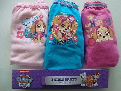 Children's Girls Briefs Underwear LOL Surprise,Paw Patrol,Hey Duggee,My Little P 9