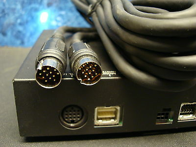 A4A For Kenwood Tuner Brain Box Hideaway Unit 13-PIN Din Cable KVT 911DVD 910DVD
