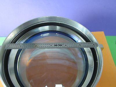 Optique Énorme Convexe Concave Monté Verres Mil Spec Laser comme sur la Photo Bn 4