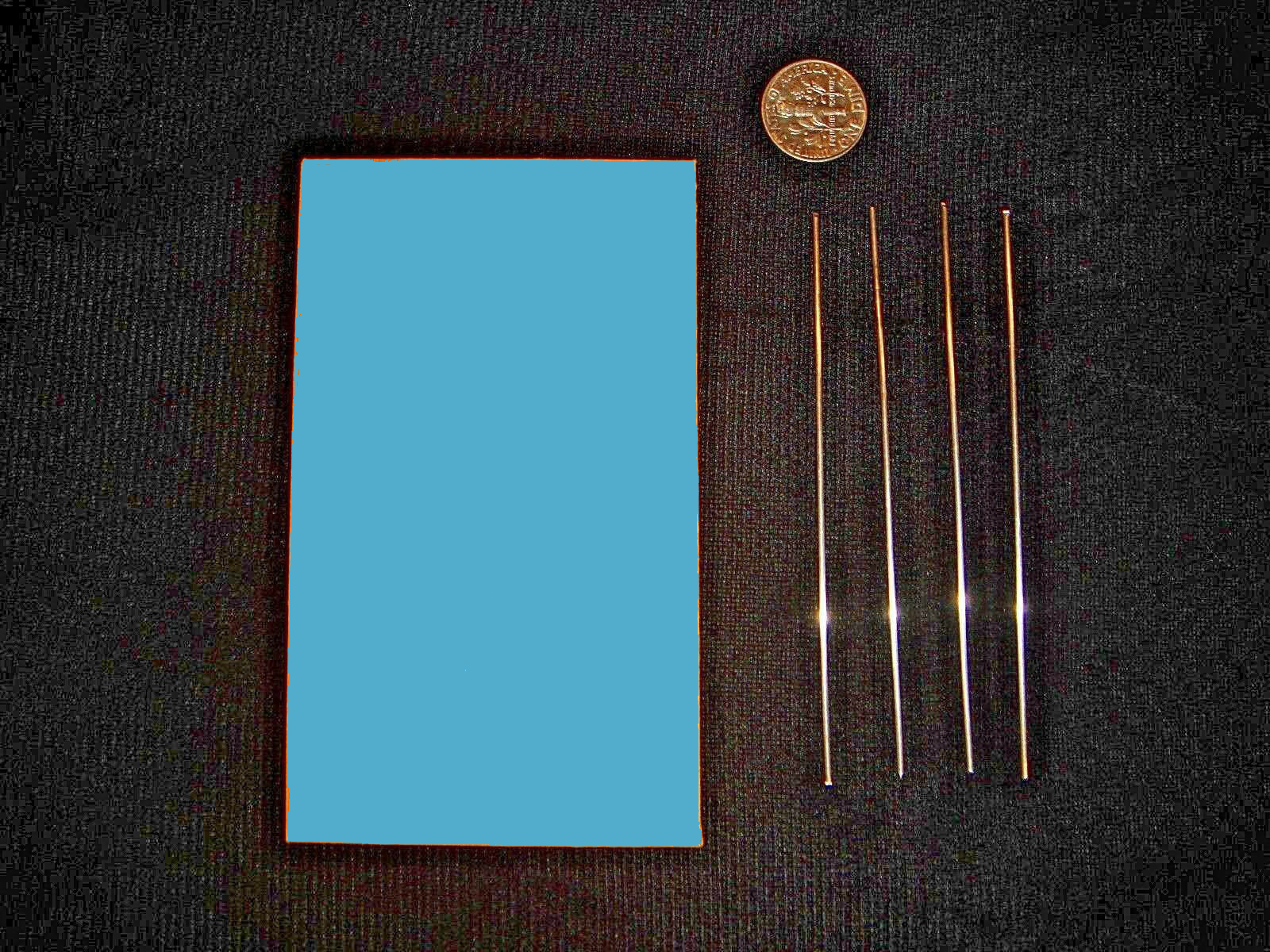 .9999 Silver Electrodes Colloidal Silver Generators (4) Rods Energy Health Water 3