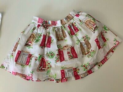 Mayoral Girls Outfit Set Skirt & T Shirt Age 3 Years  Vgc 3