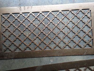 7 Available Antique Steel Gothic Pattern Heating Greats 2