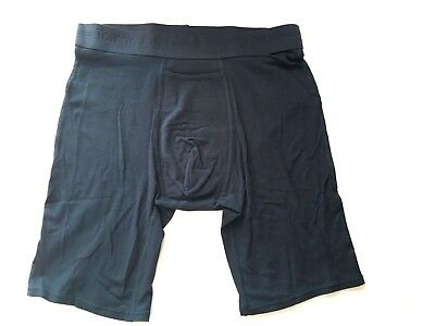 TOMMY JOHN 2-Pack BLUE/NAVY LARGE Boxer Briefs NWT! 6