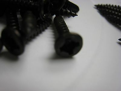 Wood Screws TRI  Flat Head Phil Sz 6-13 x 3/4 inch 200 pc Steel w Ant.  Brass
