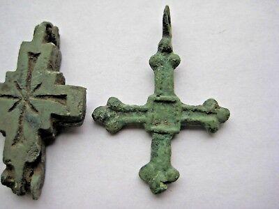 ANCIENT CROSS Viking Kievan Rus 10-12 century AD 8