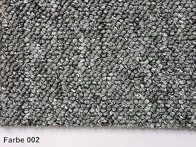 Schlingen Teppich Rubi anthrazit 400 x 200 cm