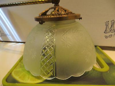 Antique  Brass Wall Light Sconce Light Fixture Gas 4
