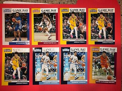 2019 Panini Contenders Draft Picks Basketball Cards Game Day Ticket You Choose 5