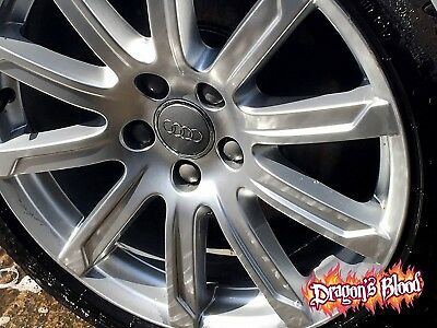 Alloy Wheels Cleaner Iron Contamination Brake Dust Fallout Remover 5ltr Prokleen 2