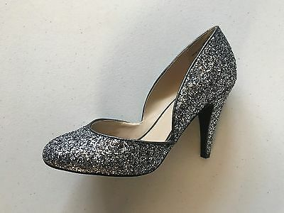 d14103e1dca36 NINE WEST SILVER Glitter 4