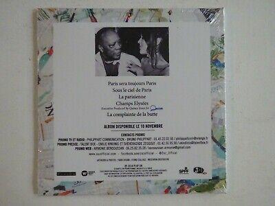 "Zaz : Paris ""Paris Sera Toujours Paris"" (Ep - 5 Titres) ♦ Cd Single Promo Neuf ♦ 2"