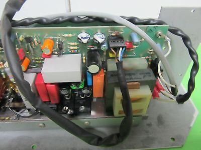 Microscope Pièce Leitz Leica Allemagne Dmrm Dmr Alimentation Électrique Pièces 2