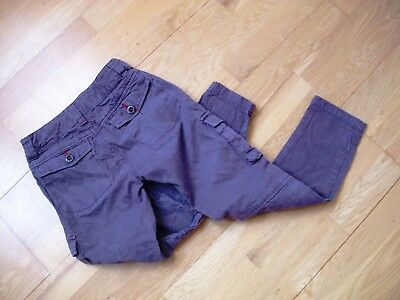 Boys fine needlecord TED BAKER jeans trousers age 7 great condition 5
