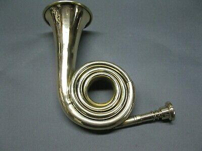 Messing Stethoskop Hörrohr Hearing Pipe  Hörverstärker 22 cm Brass  Ear Tube 9