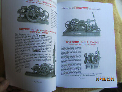 Toronto Gas Engine Catalog, All Nelson Brothers Engines, Ontario Wind Engine Co. 4