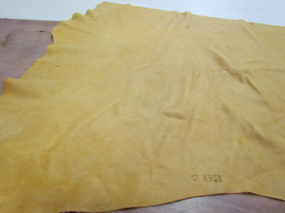 "Moose Hide Native American Dark Commercial Tanned Hide Soft 37"" By 30"" Small"