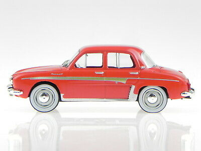 Renault 12 rot Maßstab 1:43 von Atlas
