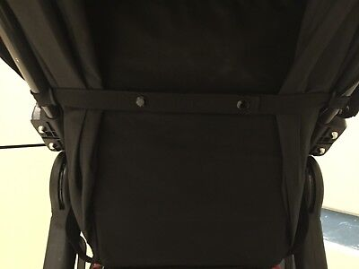 Baby Jogger City Mini Sit Me Up Straps Seat Straight Single Double GT Elite 4