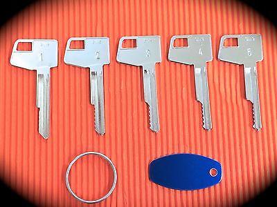Depth /& Space Key Set-Suits LANE CB34R C66X Depths 1-7
