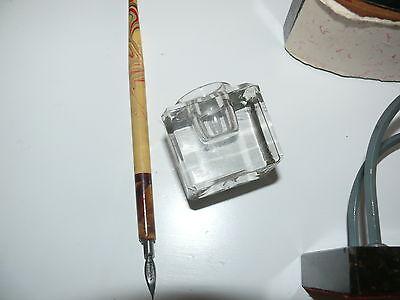 Rariät  ca. 100 alte Marmor Schreibtisch Ganitur  4 Teilig 5