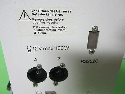 Microscope Pièce Leitz Leica Allemagne Dmrm Dmr Alimentation Électrique Pièces 6