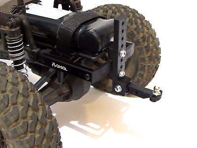 GPM SCX2333R-B Aluminium Tow Hitch 1//10 RC AXIAL Racing SCX10 II AX90046