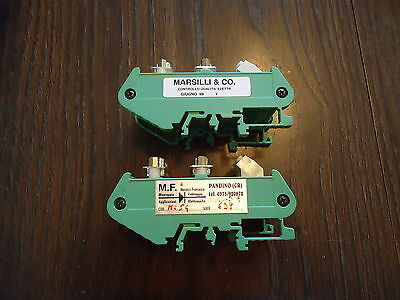 2 New Marsilli & Co. Pc Boards #80000817 & M.f. Comp. 4