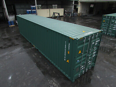 45' High Cube New Shipping Container / 45ft HC One Trip in Detroit, MI 2