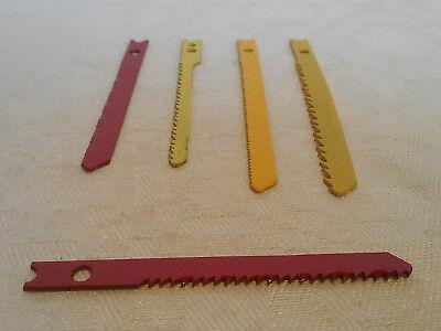 Sägeblätter für Säbelsäge BLACK /& DECKER RS 1050 5 St Bi Metall Nagelfest Holz