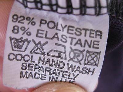 T-Shirt, Shirt , Langarm ca. Gr. 146 my design, dunkellila Motiv: Miststück 4