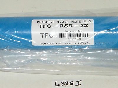 Rainsoft TFC-RS9-22 Clone RO Reverse Osmosis Membrane /& 2 Carbon Filters