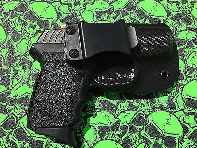 KEL TEC P3AT - P32 Custom Kydex IWB Holster Slim Tactical CCW Carry Hoslter
