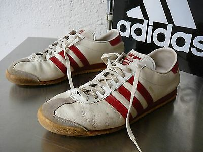ADIDAS VINTAGE VIENNA UK 10 Made in West Germany 70iger
