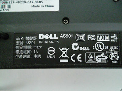 DELL AS501 MONITOR DOWNLOAD DRIVERS