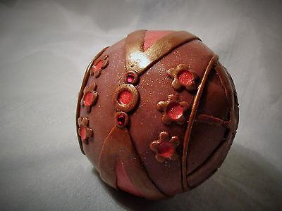 FANTASY MEDIEVAL DOORKNOB ART ooak polymer clay Steampunk usa vintage door knob 6