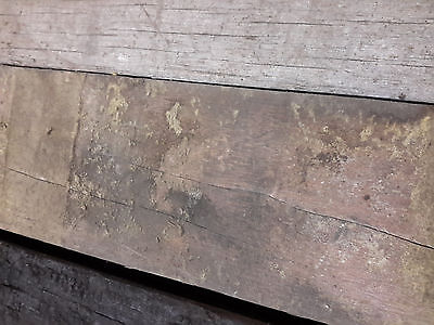 RECLAIMED Mohogany Railcar RUSTIC SOLID wood barn lumber old growth quarter sawn 11
